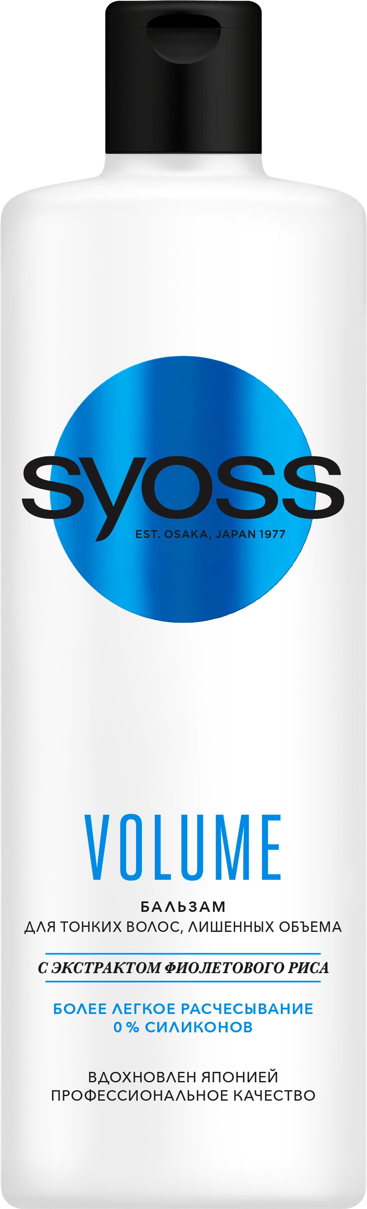 SYOSS VOLUME БАЛЬЗАМ