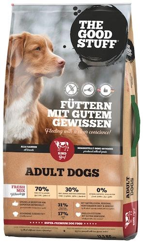 The Goodstuff - Trockenfutter - Adult Rind (getreidefrei)