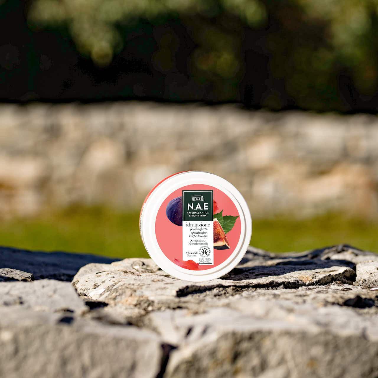 idratazione feuchtigkeitsspendender körperbalsam, 200ml