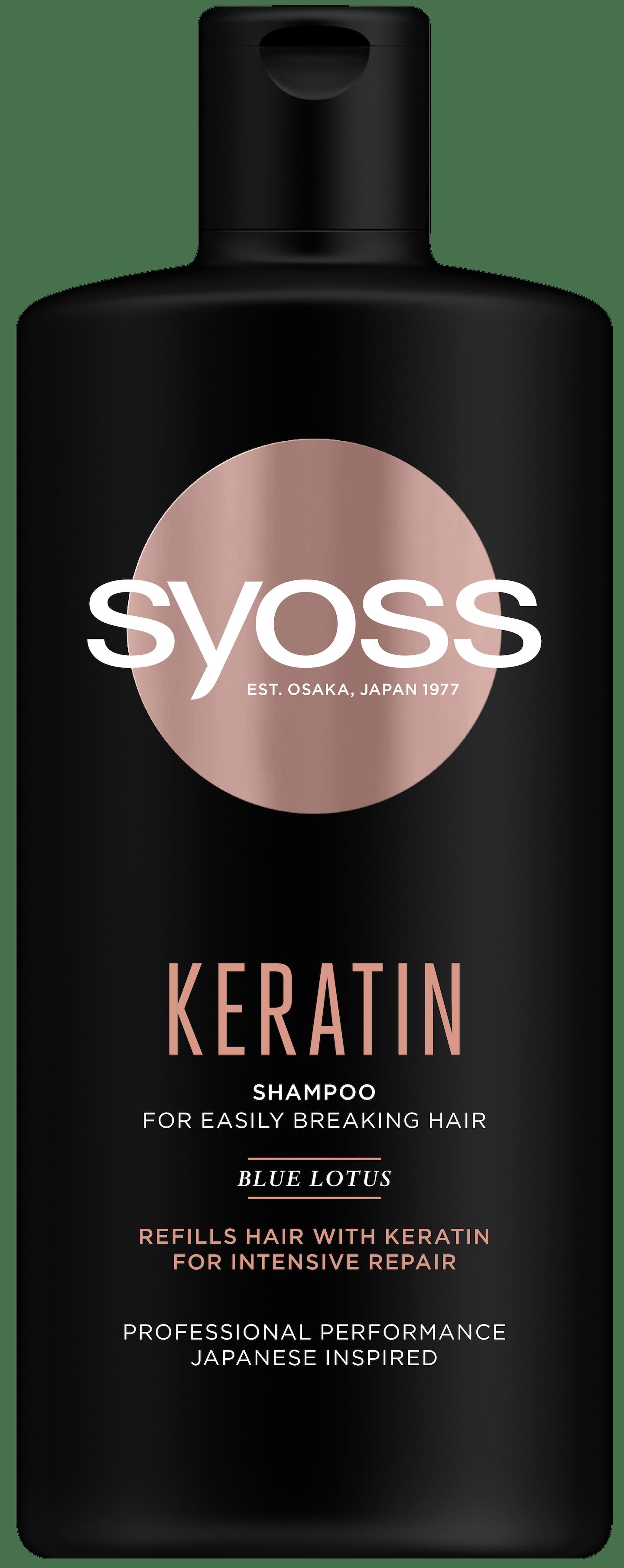 Šampon Syoss Keratin