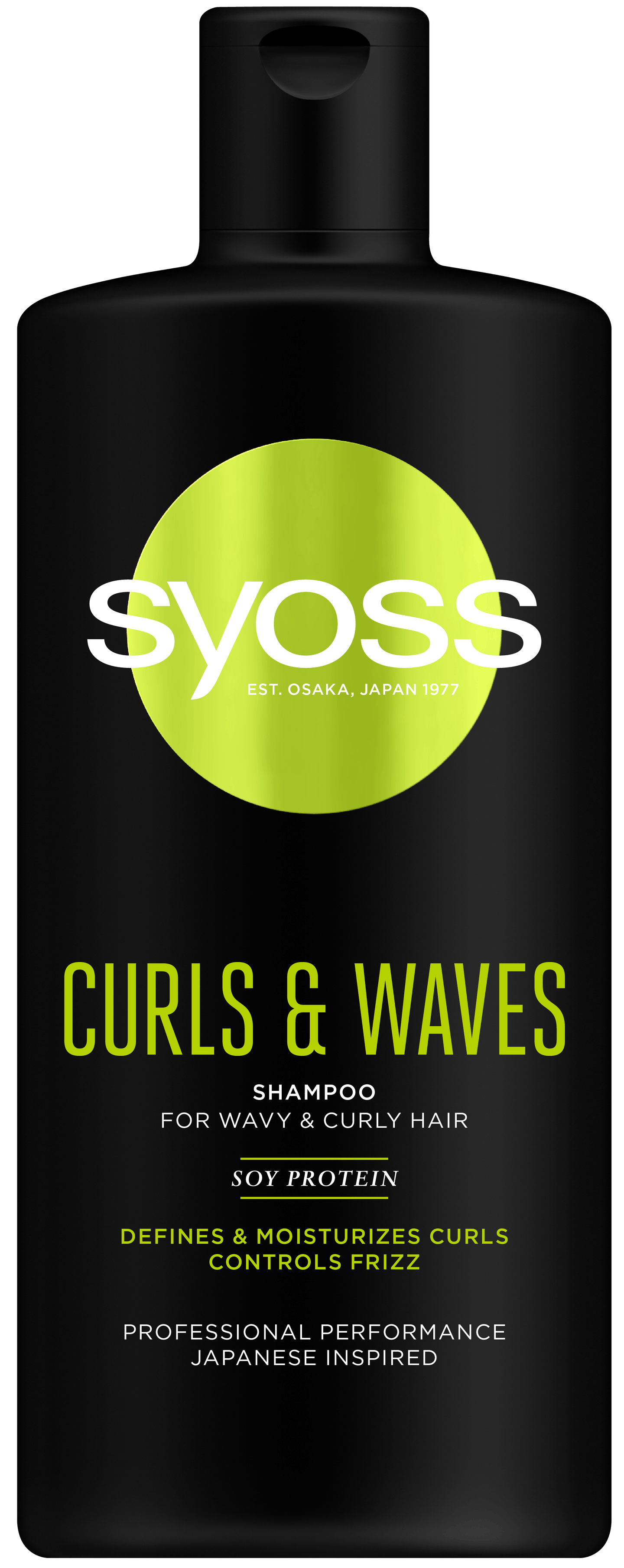 Šampon Syoss Curls & Waves