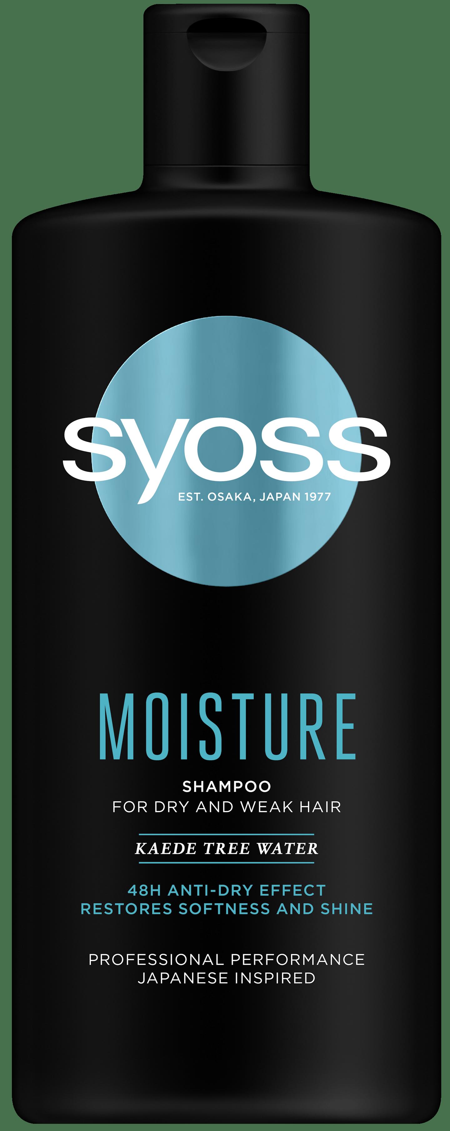 Moisture šampón