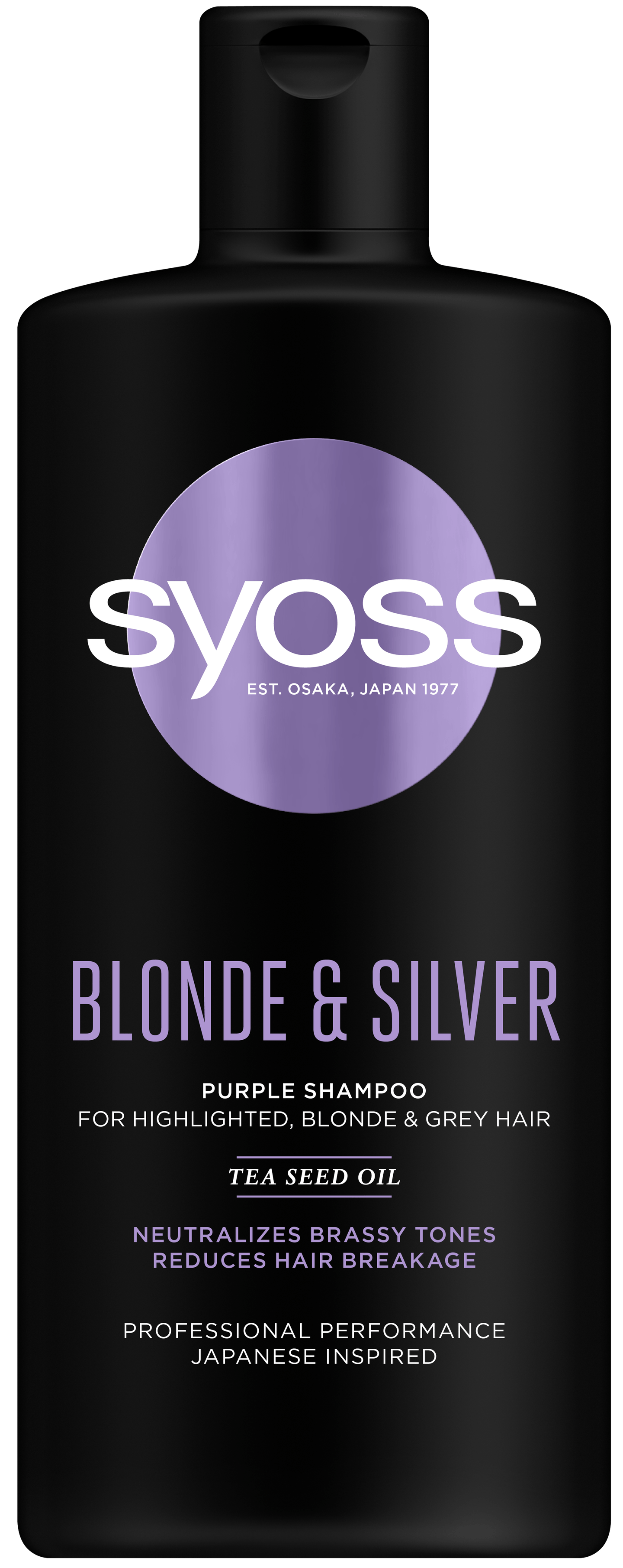 Blonde & Silver Sampon