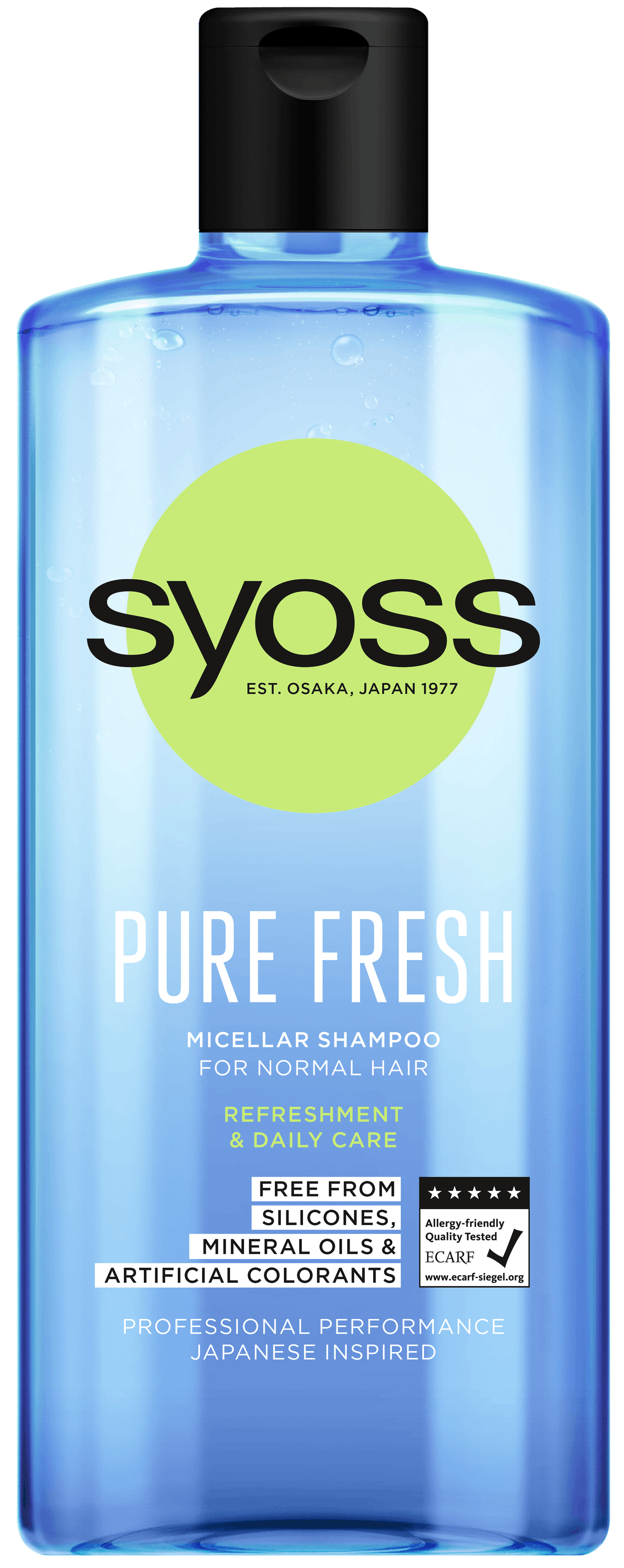 Syoss Pure Fresh Шампоан