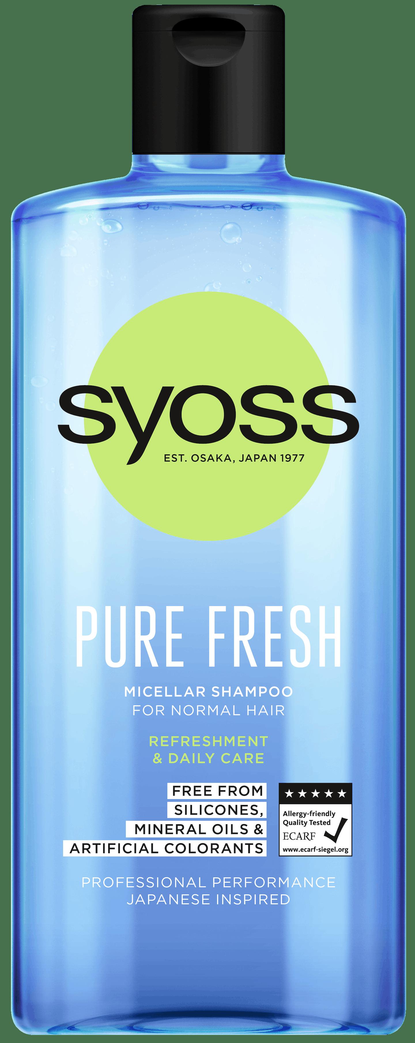 Pure Fresh šampon