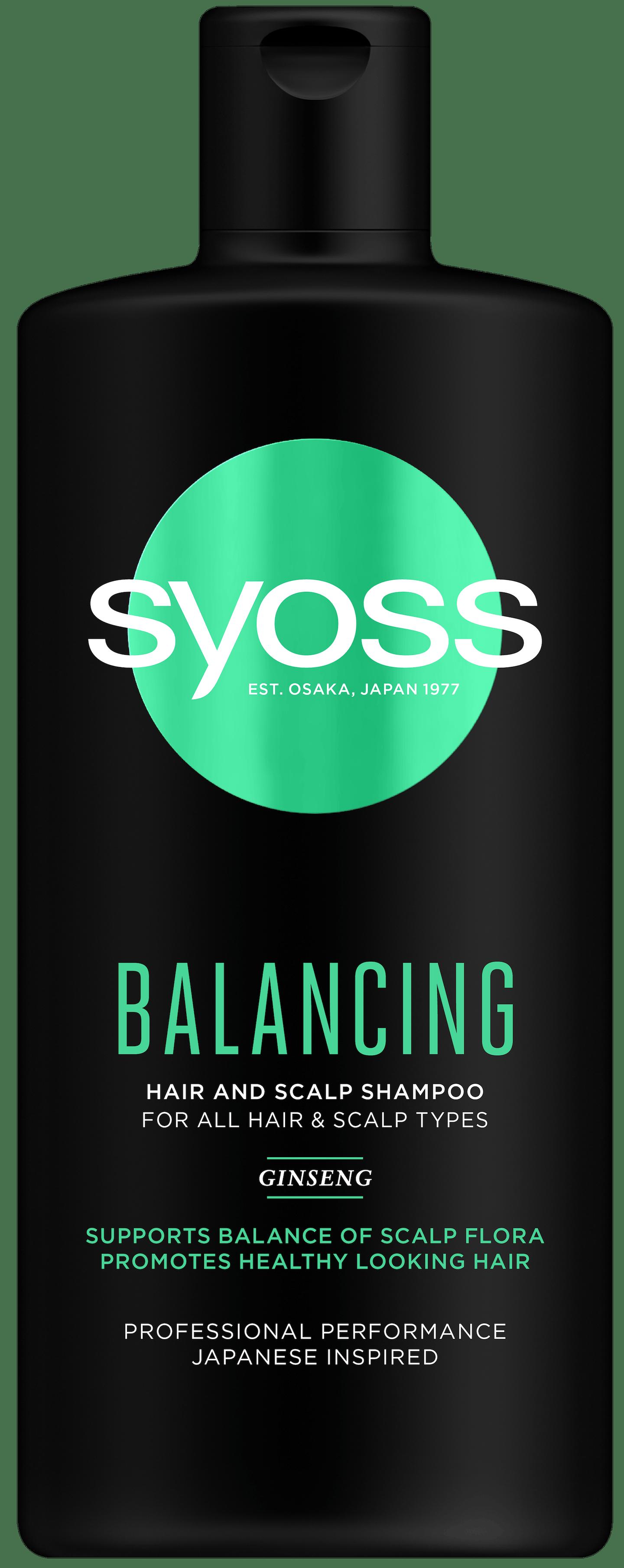Šampon Syoss Balancing