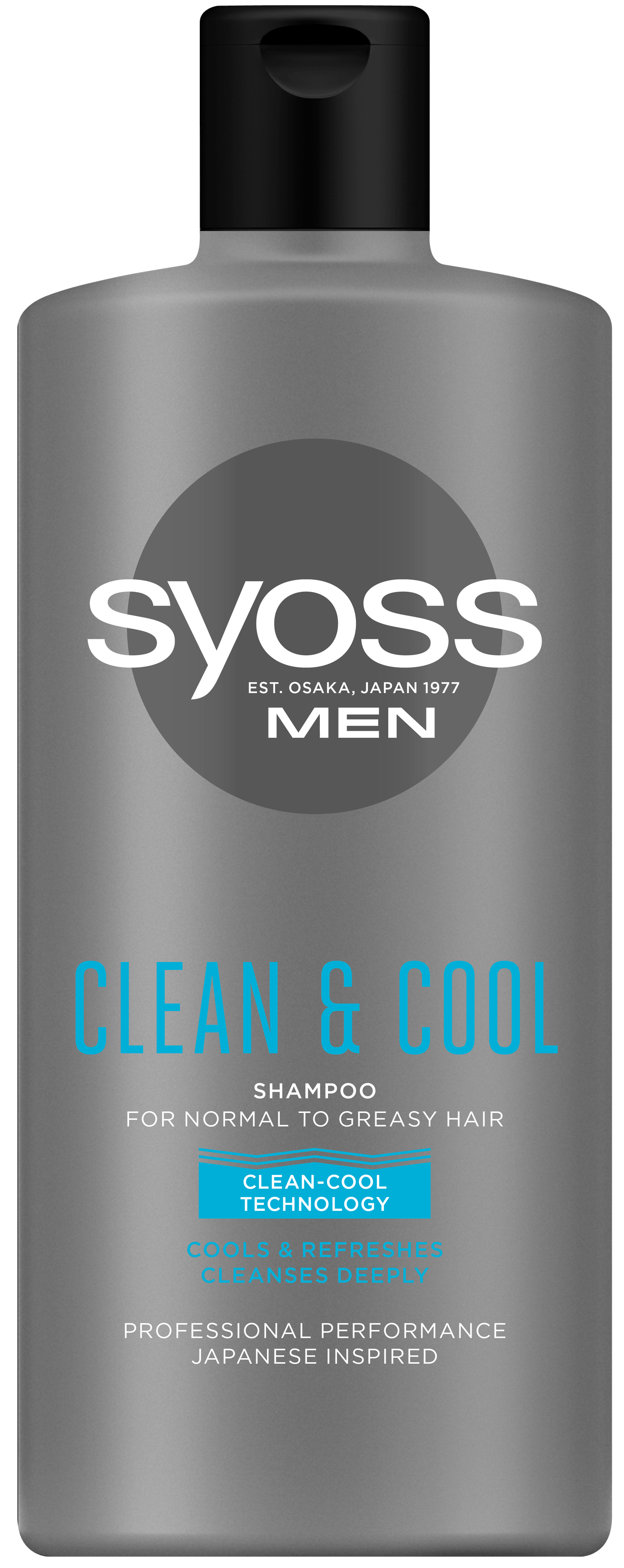 Syoss Men Clean & Cool Шампоан