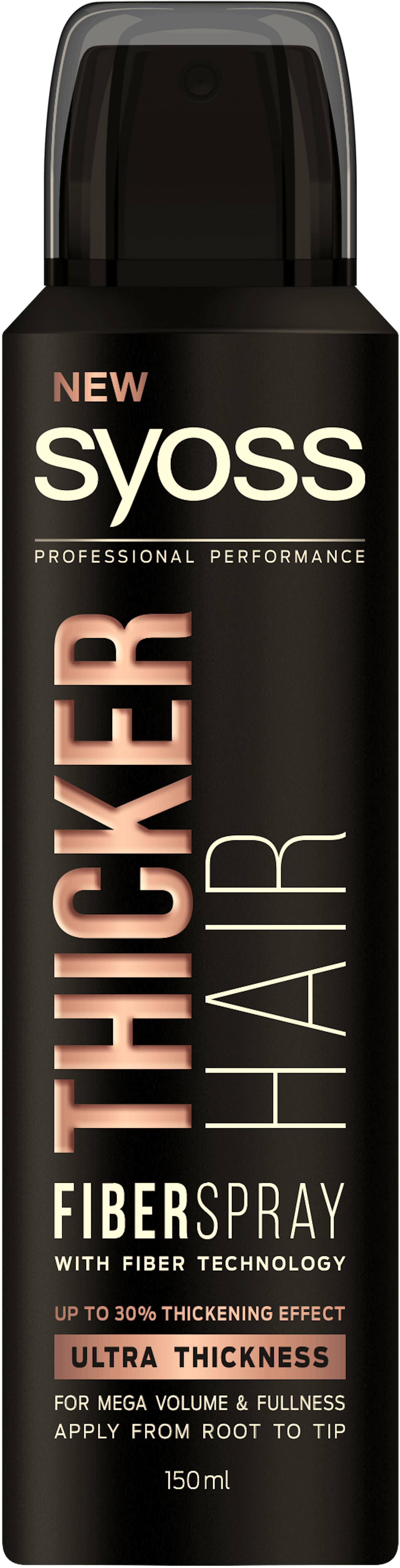 Thicker Hair Fiber Spray