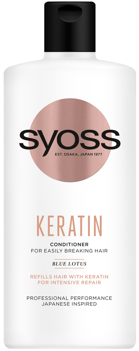 Syoss Keratin Conditioner pack shot