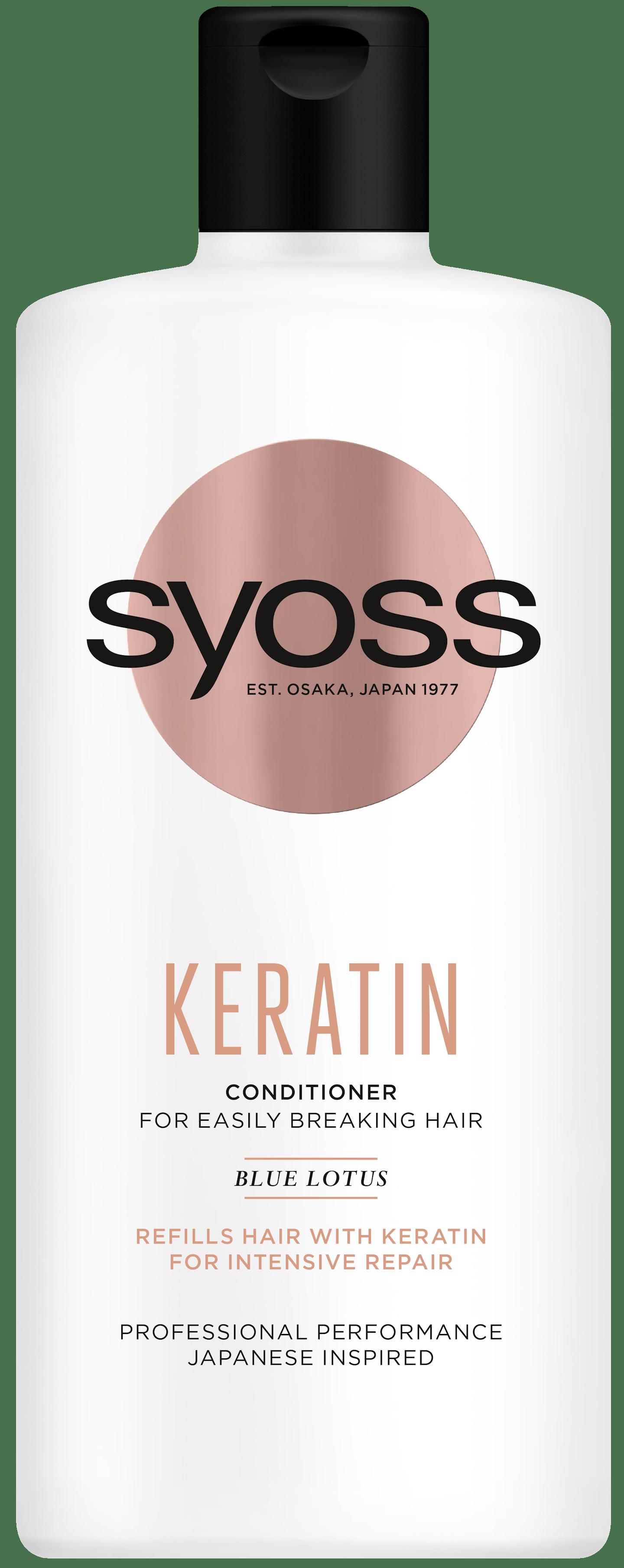 Regenerator Syoss Keratin