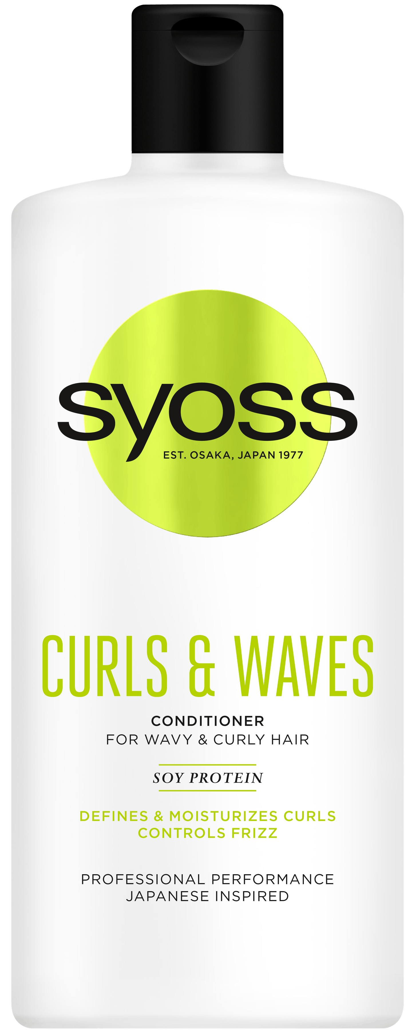 Regenerator Syoss Curls & Waves