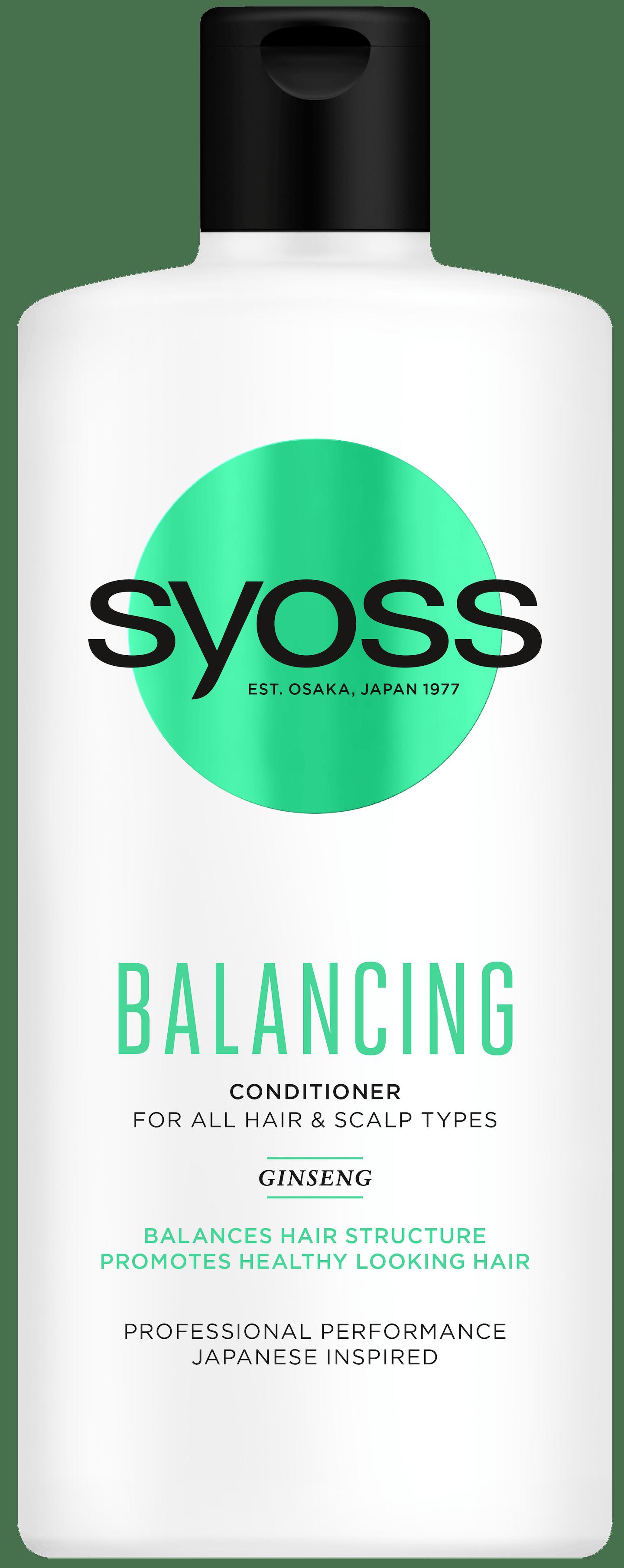 Balancing balzám