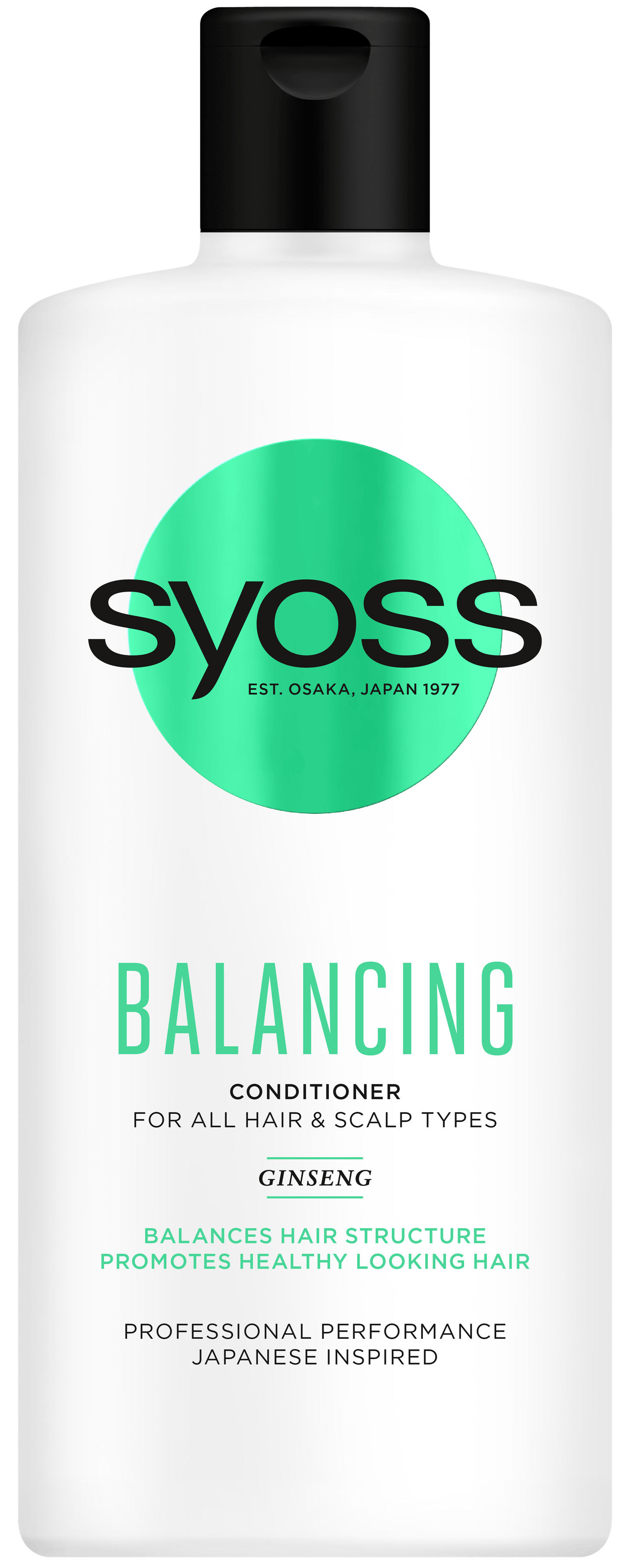 Odżywka Syoss Balancing pack shot