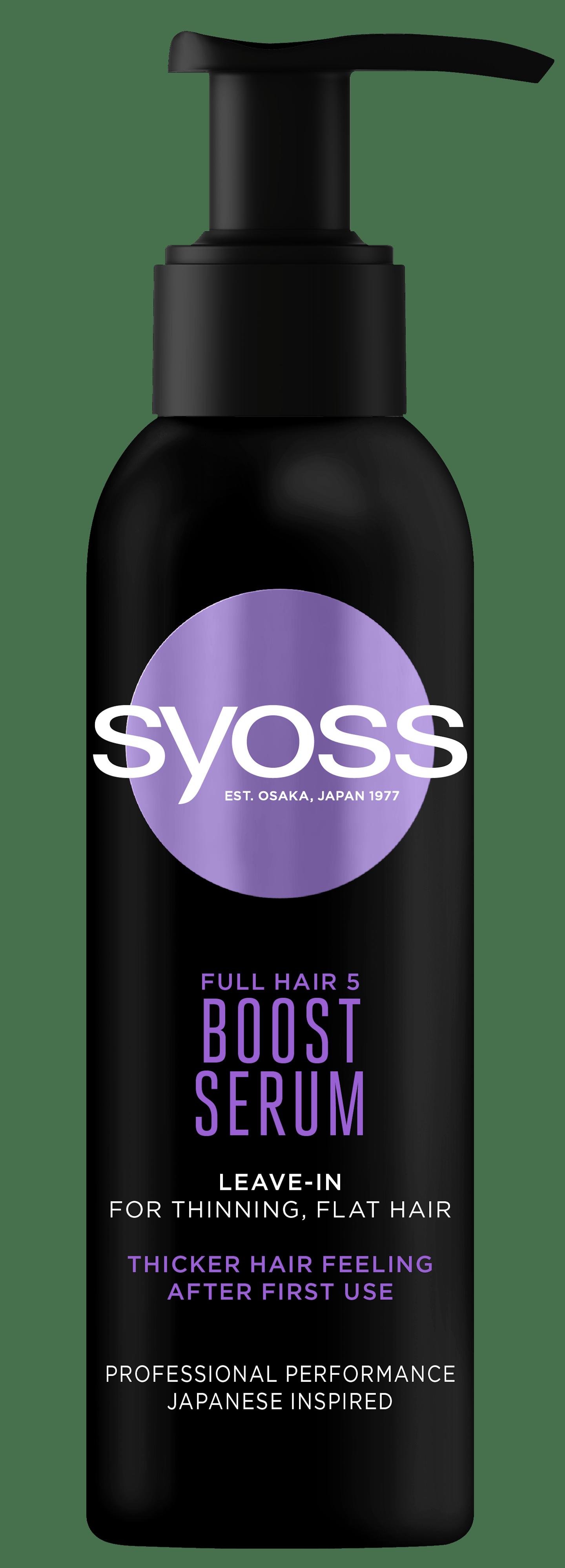 Syoss Full Hair 5 Подсилващ серум