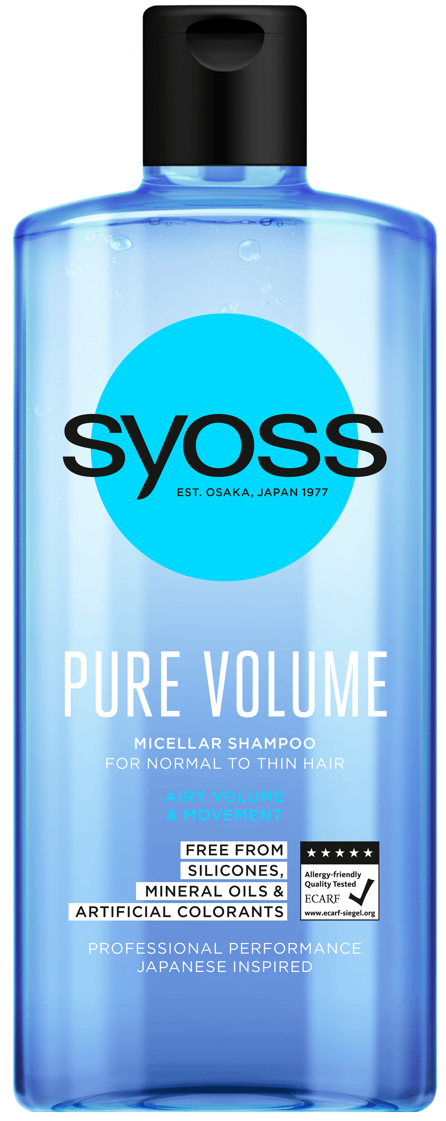 Syoss Pure Volume Шампоан