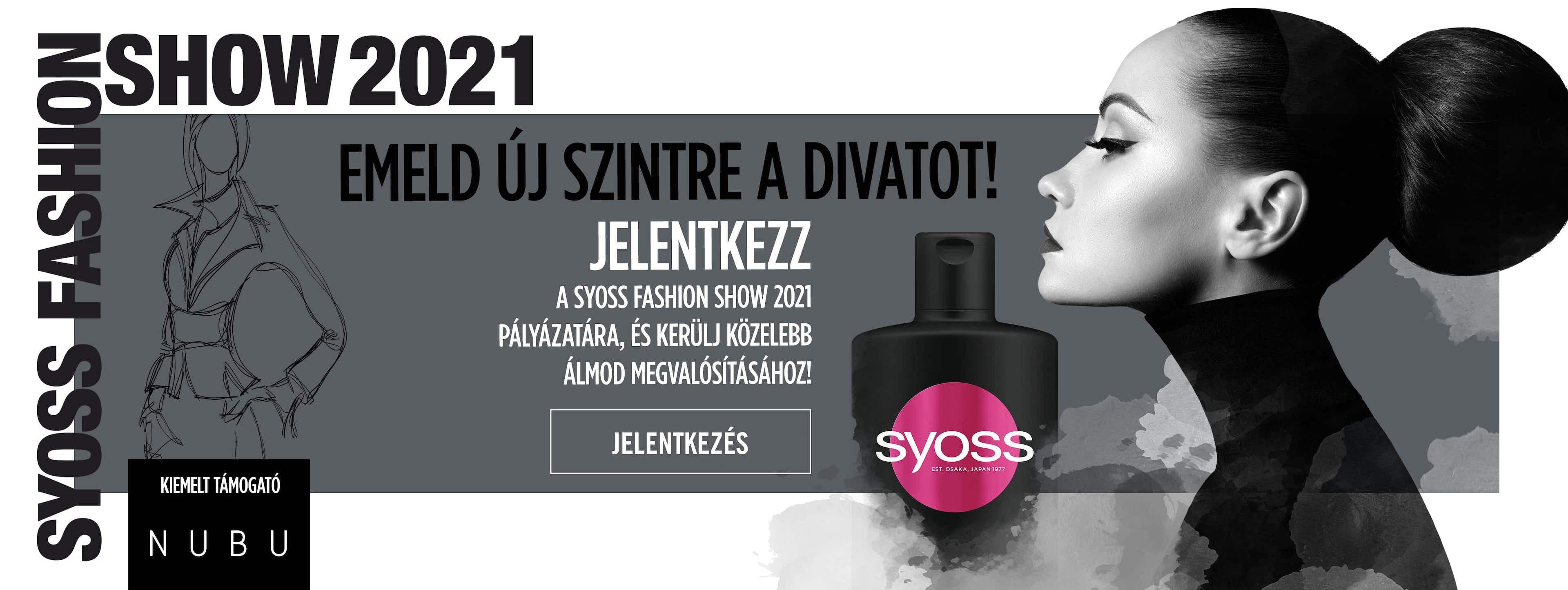Syoss Fashion Show 2021