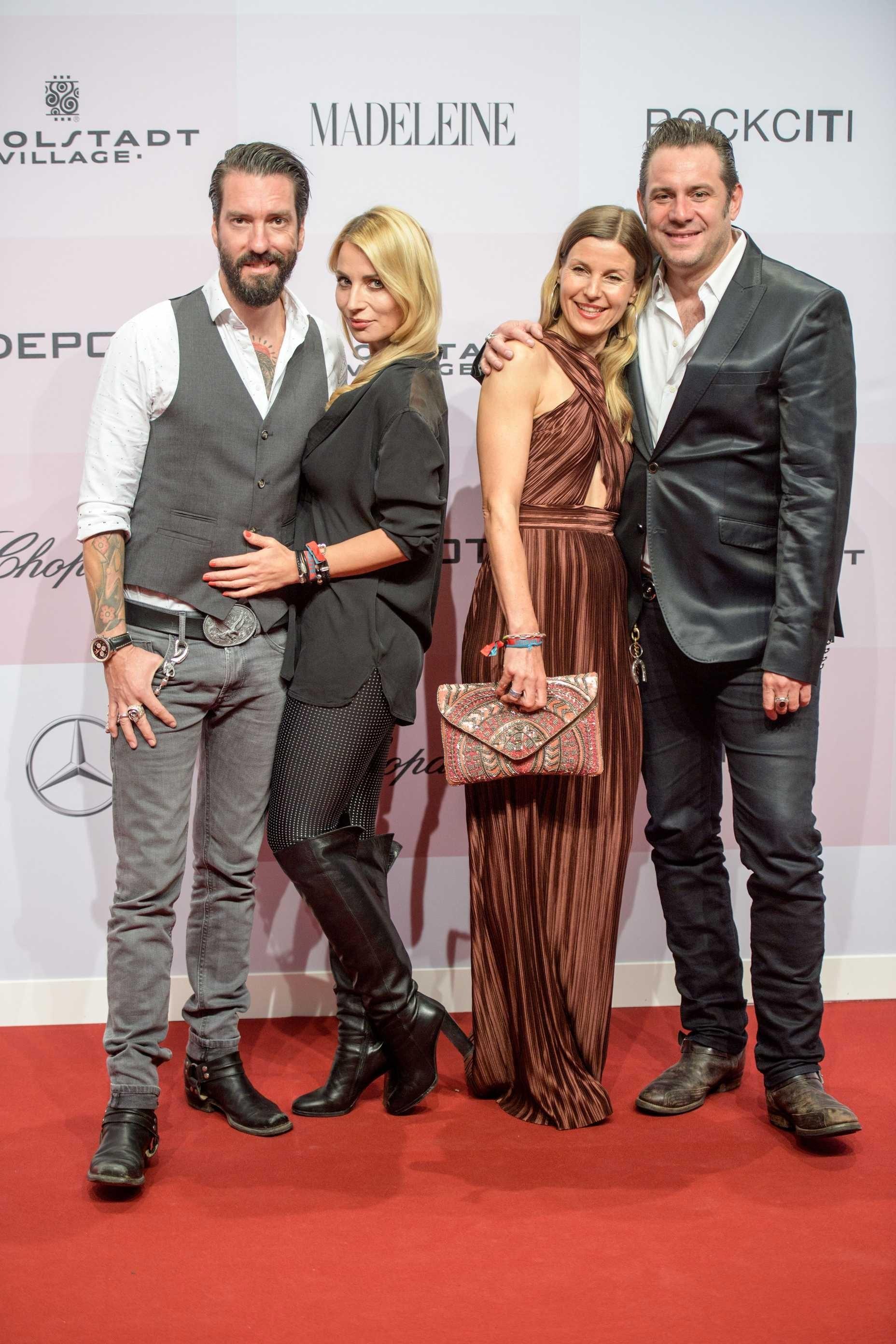 Alec Völkel und Sascha Vollmer von der Band Boss Hoss