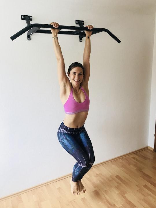 Hängen, SportScheck, Yoga, Klimmzug