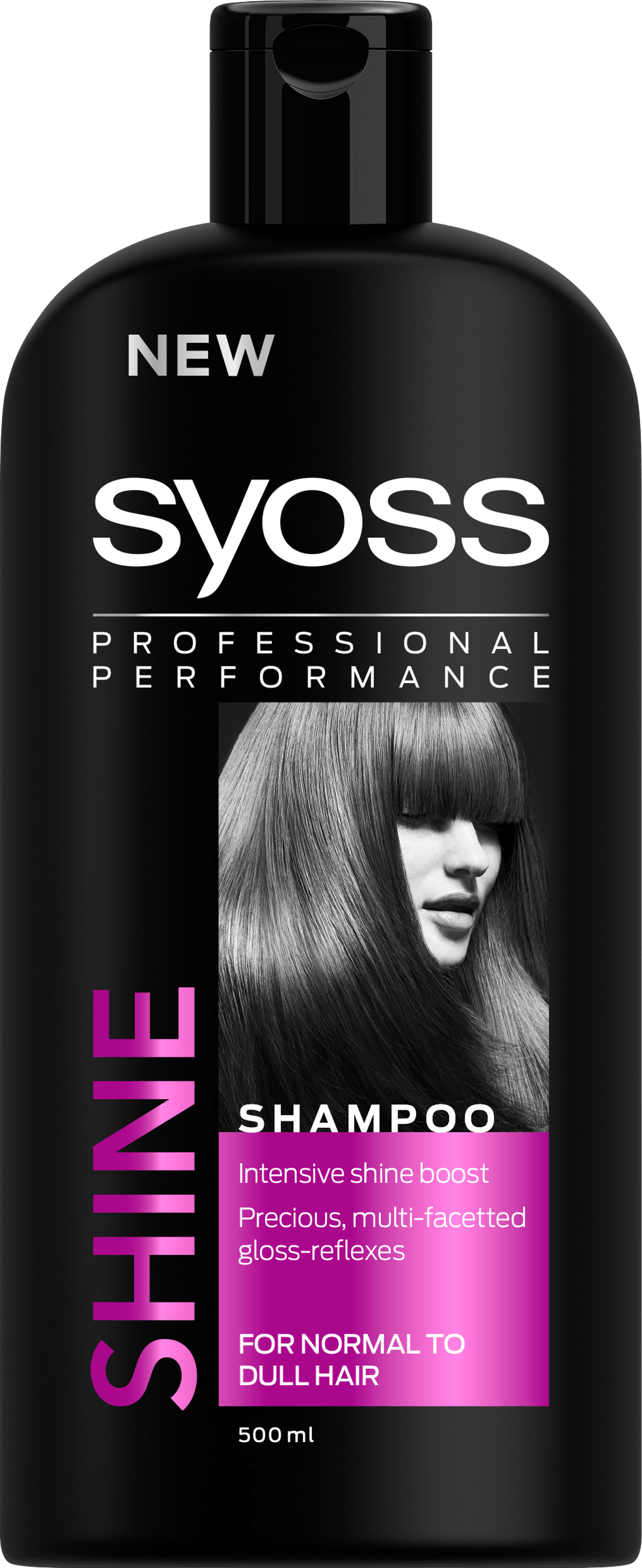 Syoss Shine Shampoo