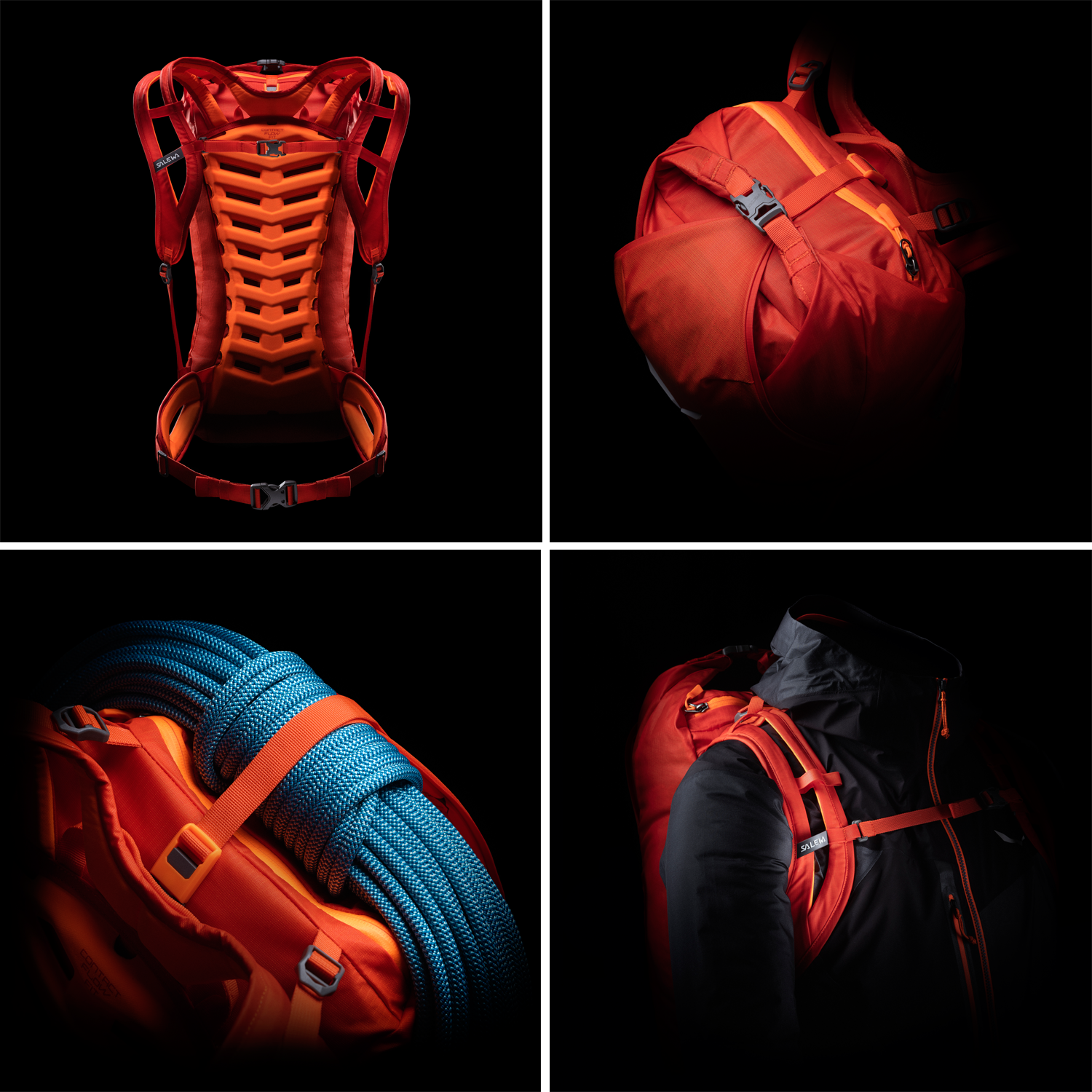 Apex Wall Salewa Alpinrucksack