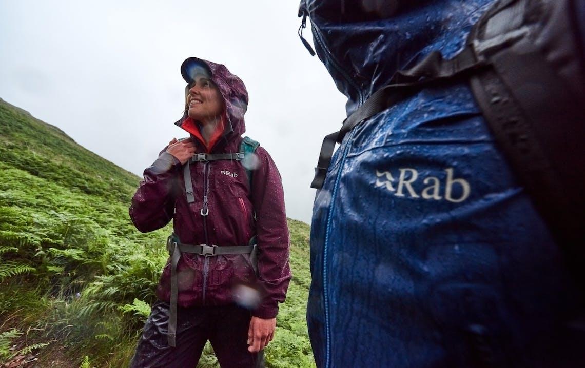 RAB Onlineshop Alpinbekleidung und Schlafsäcke