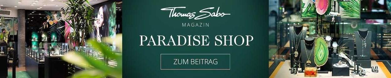 STORE CONCEPT #2 – Paradise Shop