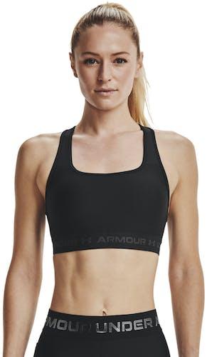 Under Armour UA Crossback Mid B - reggiseno sportivo a sostegno medio - donna