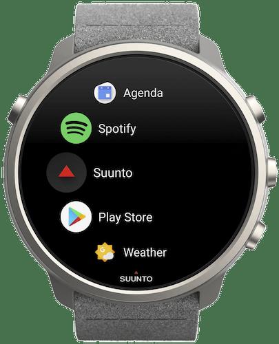 Suunto Suunto 7 Titanium - GPS-Multisportuhr
