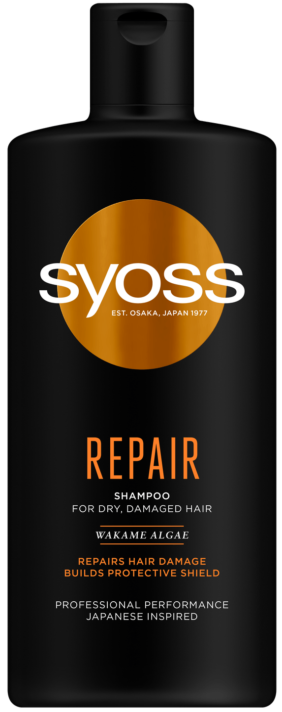 Syoss Repair Şampon pack shot
