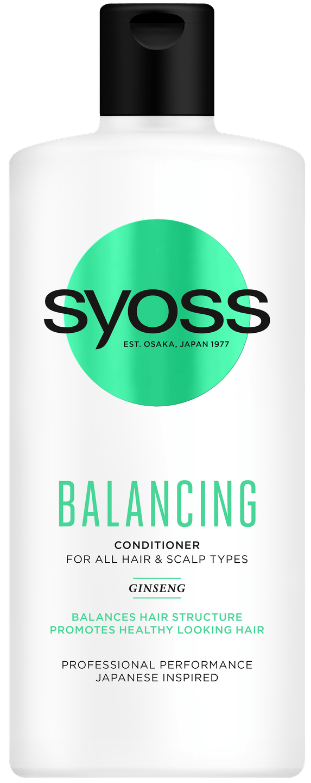 Syoss Balancing regenerator pack shot