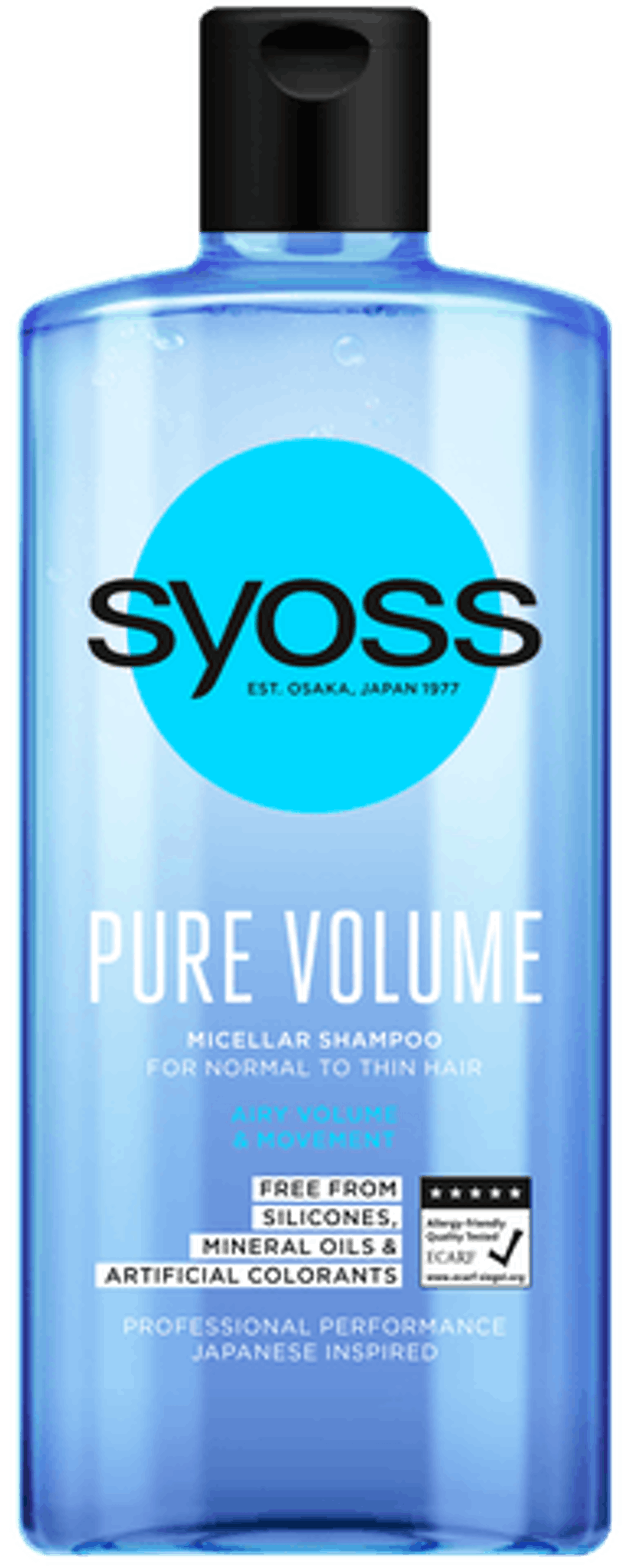 Syoss Pure Volume šampon
