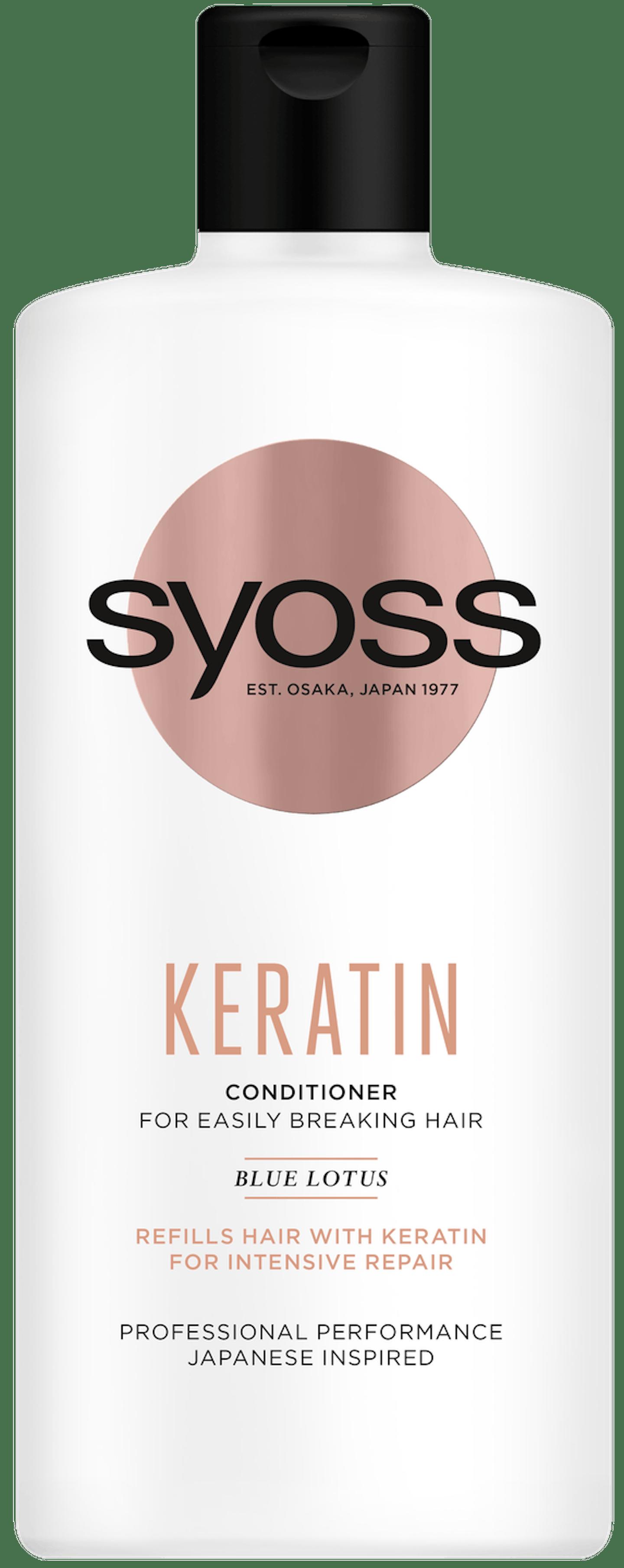 Syoss Keratin regenerator