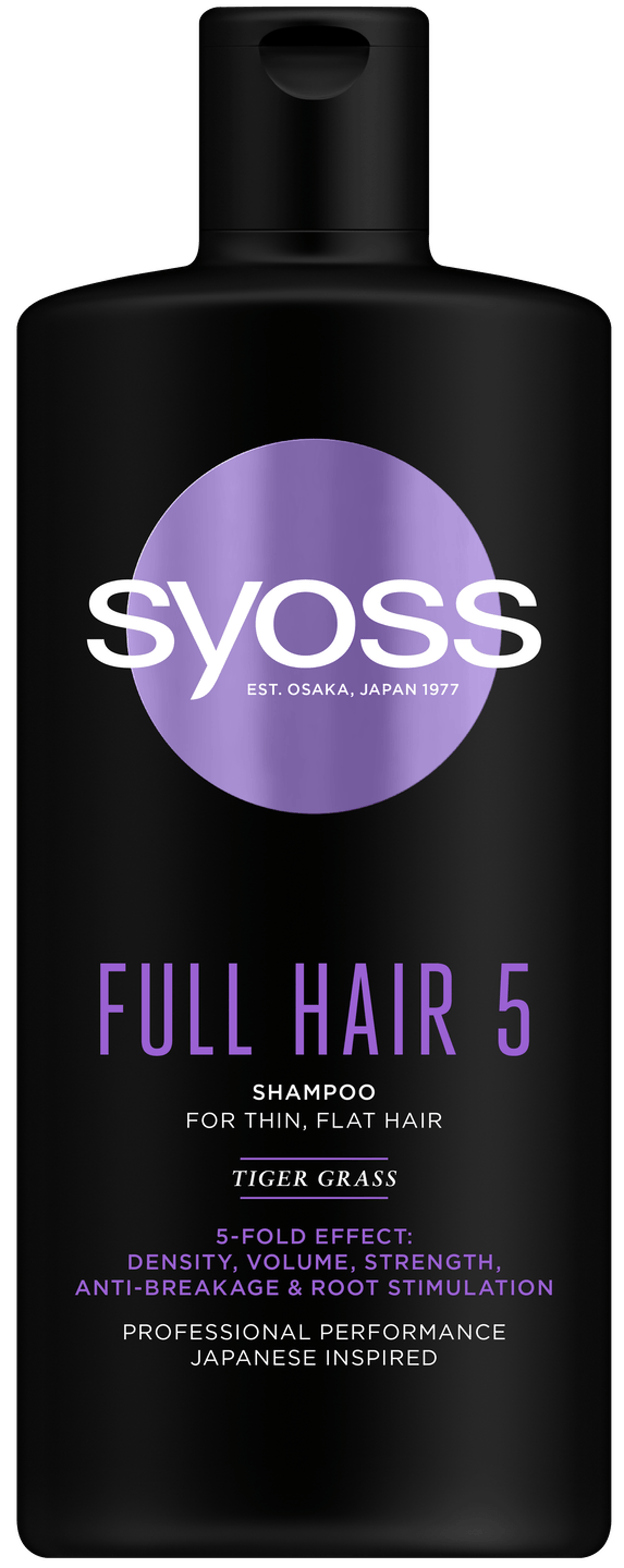 Syoss Full Hair 5 šampon