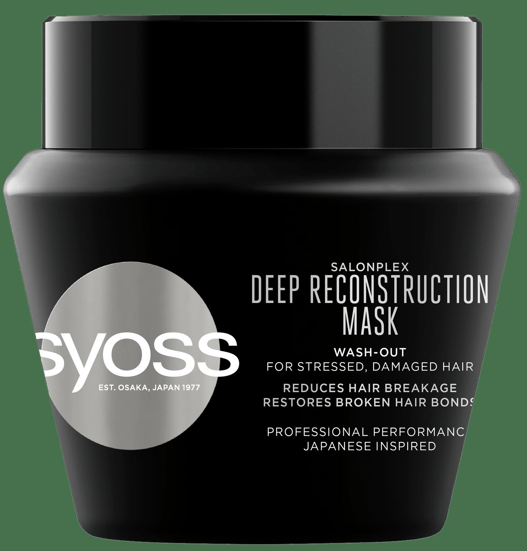 Syoss Salonplex Deep Reconstruction maska