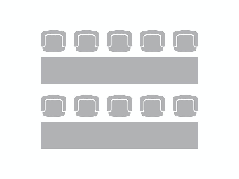 Parliamentary seating