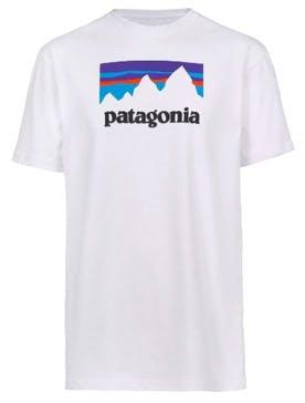 Patagonia Shirt weiß