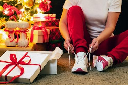 Workout unterm Weihnachtsbaum