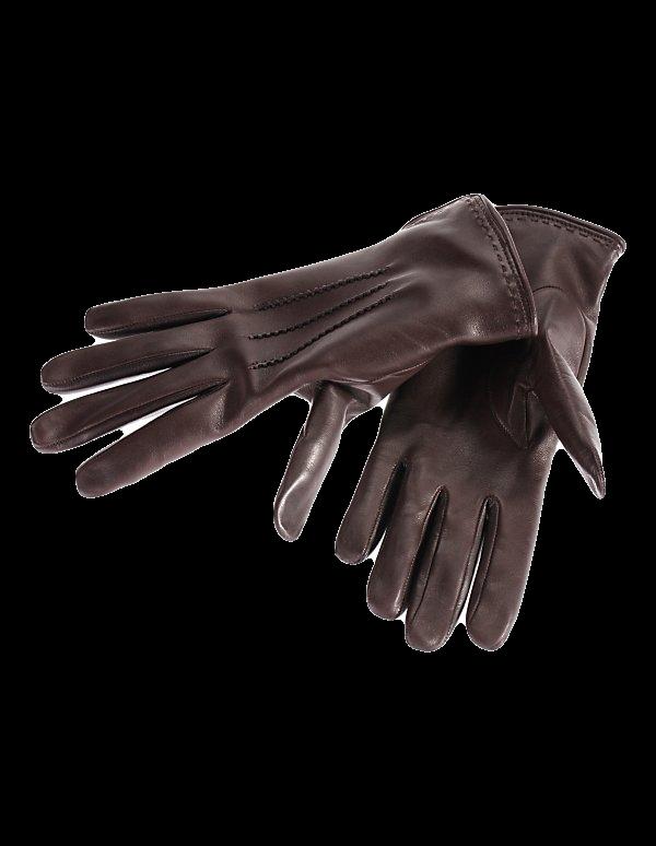Lederhandschuhe aus Lammnappa