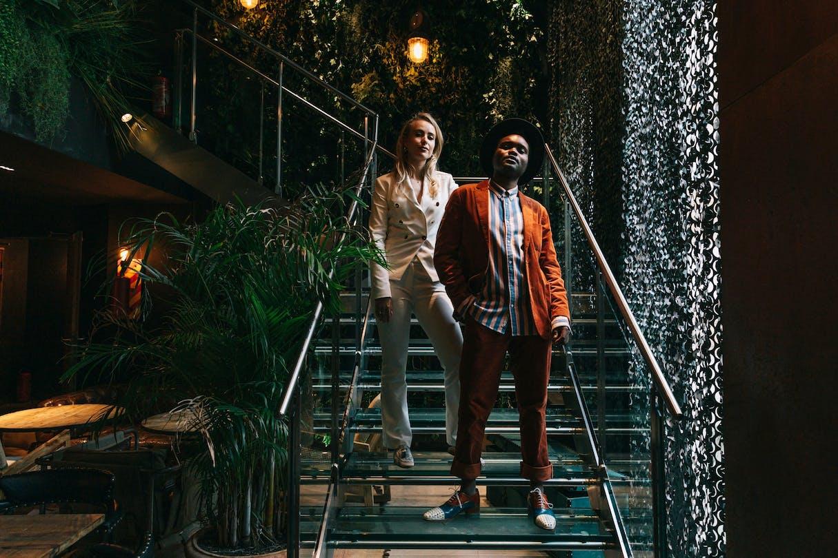 Passion trendy fashion Melvin & Hamilton