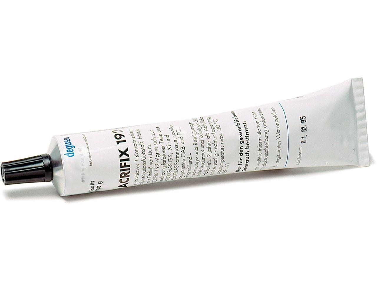 Acrifix 192 Acryl-Kleber, Tube 100 g