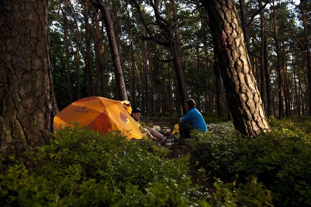 Trekking-Camps-Pfalz