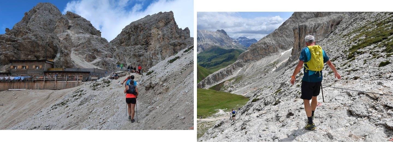 Trailrunning Rosengarten Schlern Sky Marathon