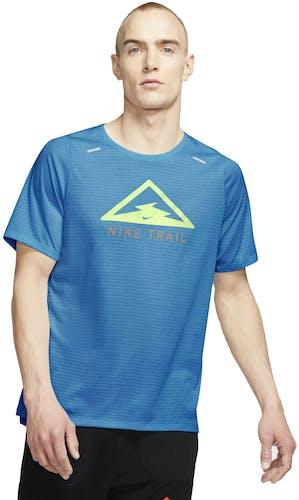 Nike Rise 365 Trail Run - Trailrunning T-Shirt - Herren