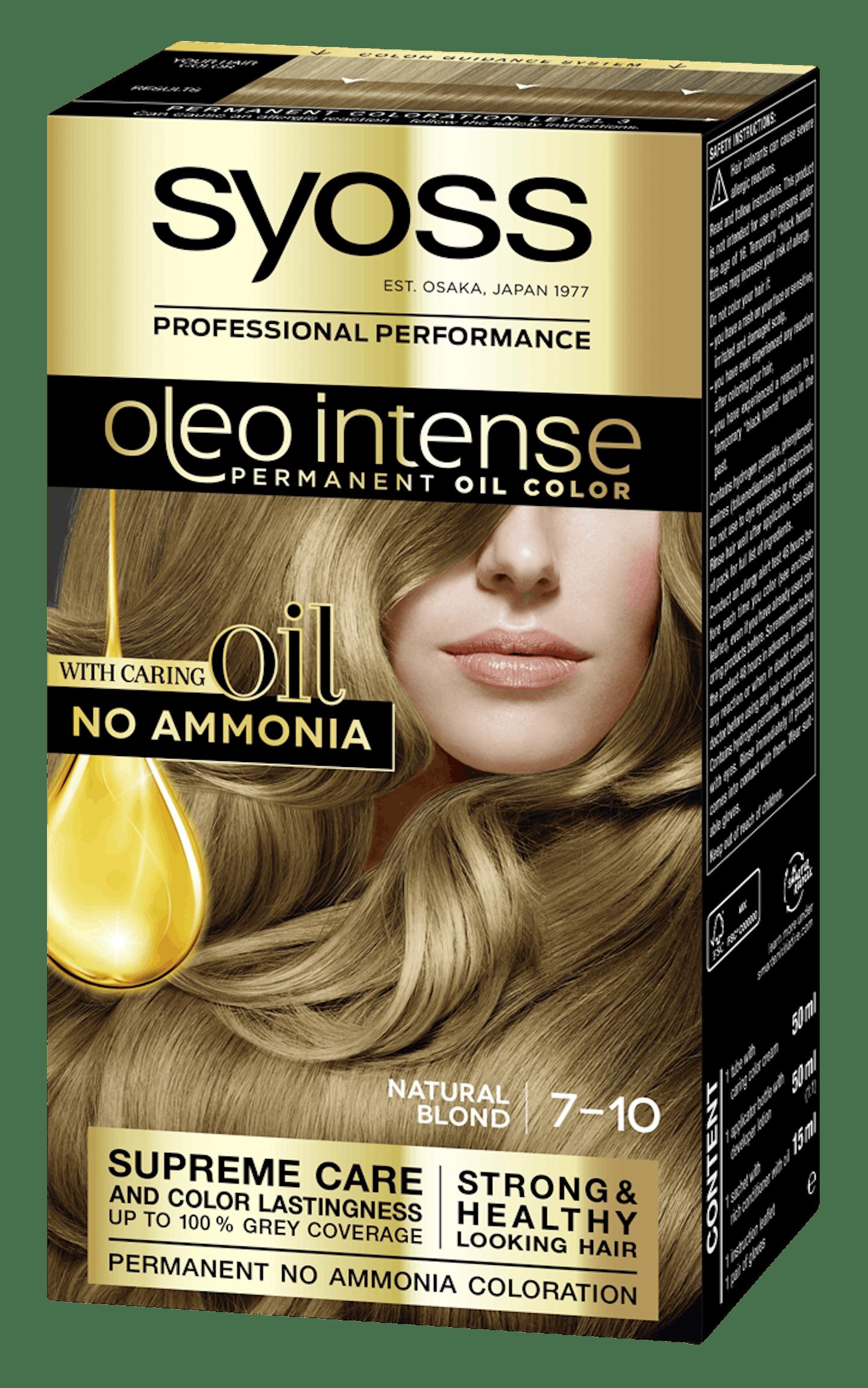 Natural Blond 7-10