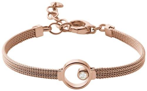 Bracelet SKAGEN Acier Cristal Blanc