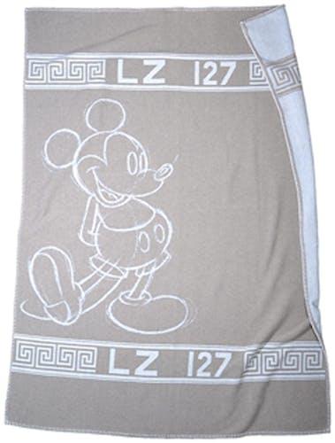 """Plaid """"Mickey Hero"""""""