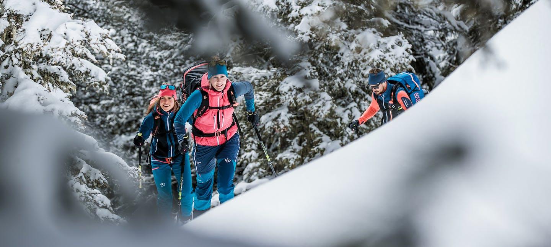 Ortovox Vorbereitung auf Skitouren