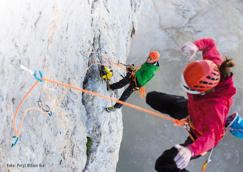 Klettergurt Tauschen : Richtige pflege von kletterausrüstung