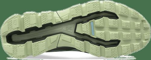Cloudventure Trailrunning Schuh Damen neues Modell Sohle