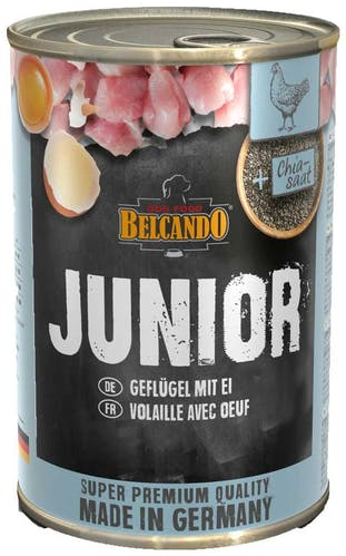 Belcando Junior Geflügel & Ei